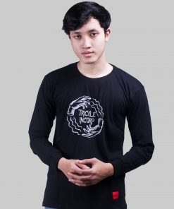 Kaos Lengan Panjang Pria Incorp Quality Premium